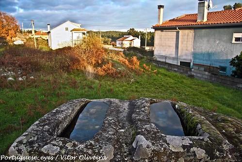 Sepulturas Antropomórficas de Colherinhas de Cima - Portugal