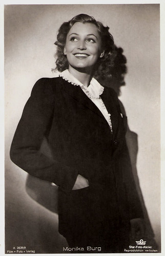 Monika Burg (Claude Farell)