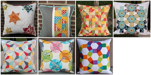 2012 Pillow Mosaic