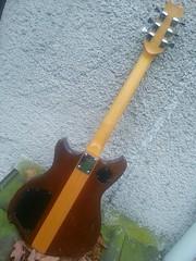 Guitare Country, de dos (Matsumoku ou Kasuga ?)