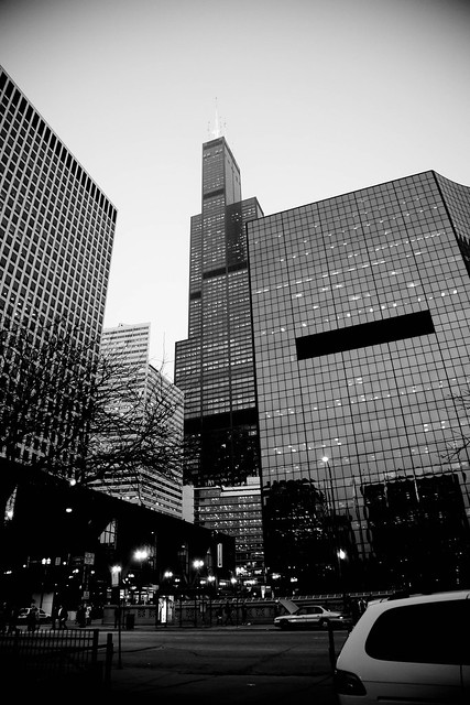 Willis Tower Formerly Sears Tower By Modern Relics