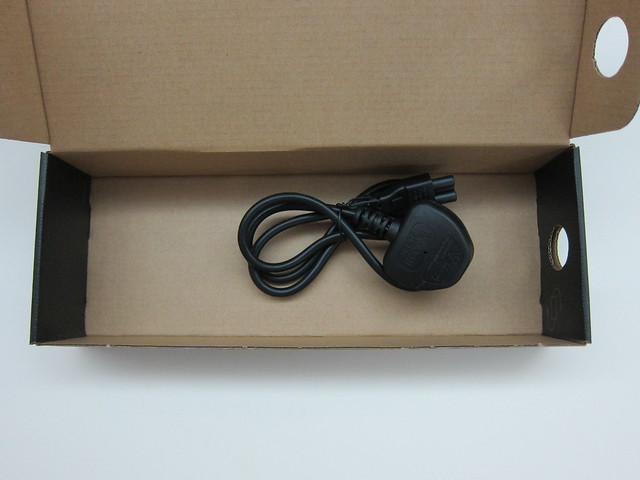 Dell XPS 12 - Power Cord Box