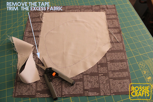 Reverse Applique Step