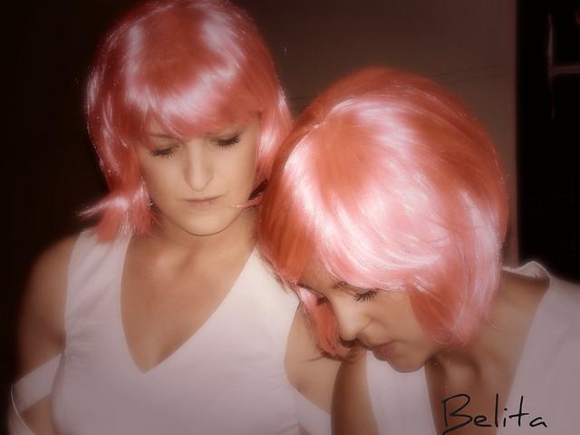 bold hair colour