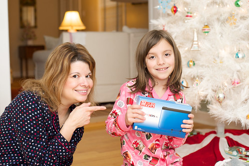 3DS from Santa.