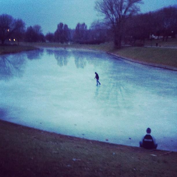 Skating Alone