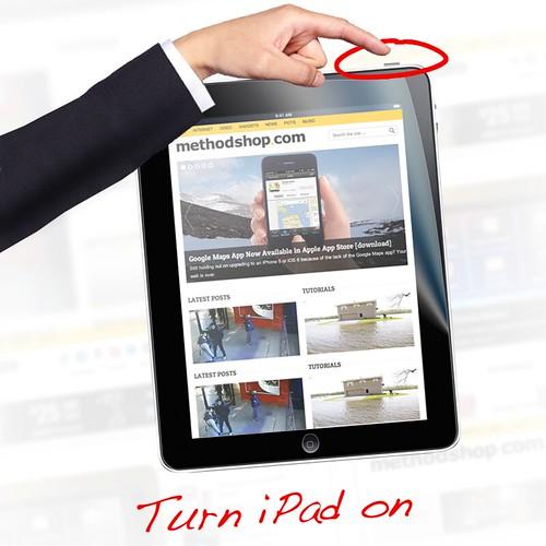 How To Reset a Frozen iPad [tutorial]