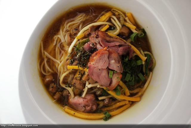 Jung Sik Dang - Duck Noodles