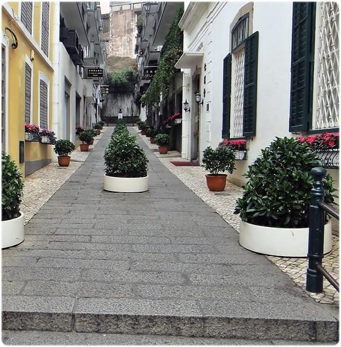 Jalan Setapak Macau