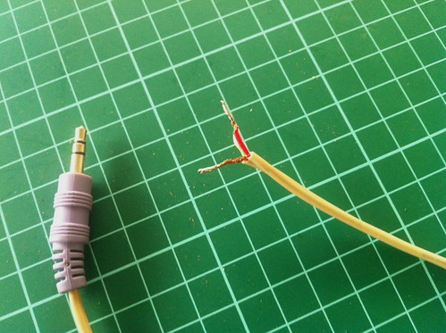 3.5mm Jack /w Stripped Cable