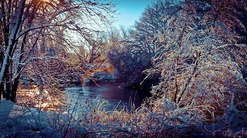ri winter snow ice landscape lumix g rhodeisland cranston vario 1445mm f3556 pawtuxetriver gx1 pawtuxetriverwalk
