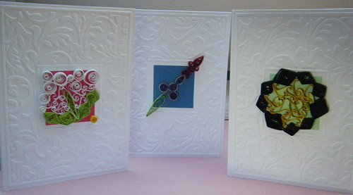 Three new cards for 2013 by Philippa Reid