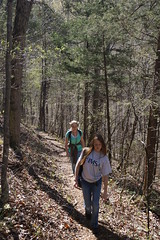 Buffalo River Trail, March 2012