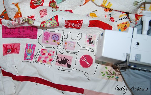 planning your quilting shows path