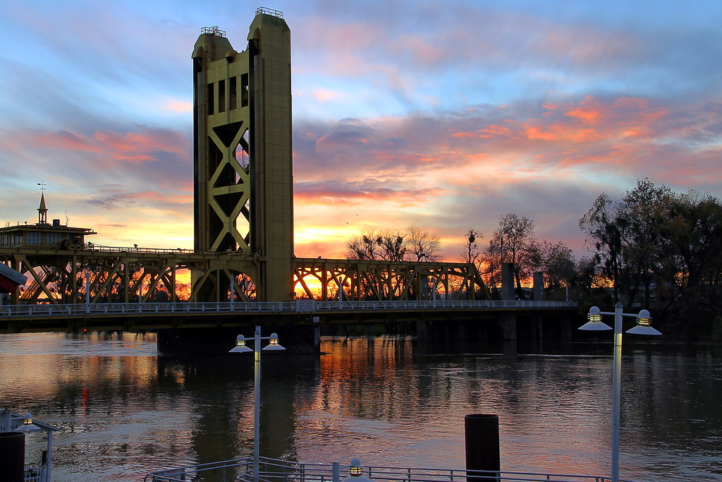 Image result for sacramento sunset