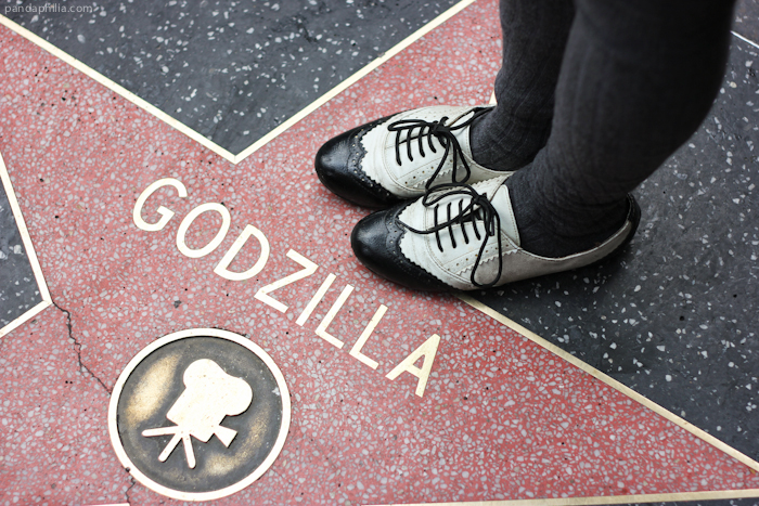 oxfords meet godzilla