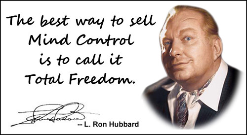 Image result for L. Ron Hubbard