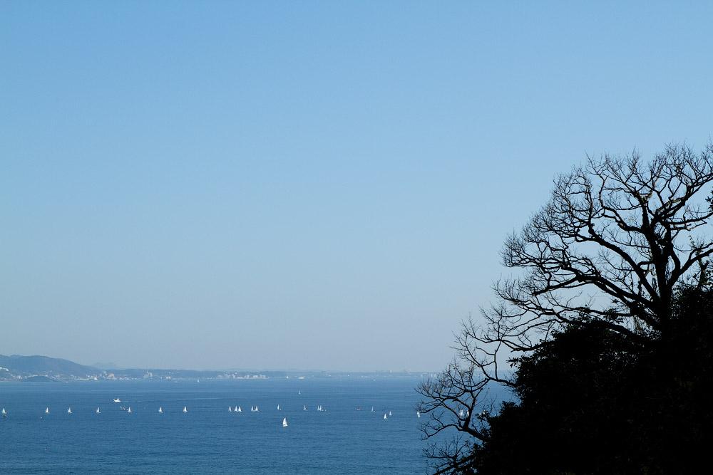 An ocean in Enoshima