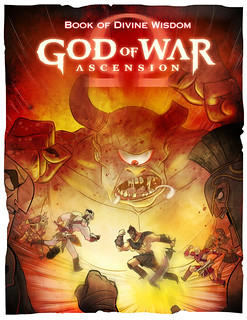 God of War: Ascension - Penny Arcade's Book of Divine Wisdom