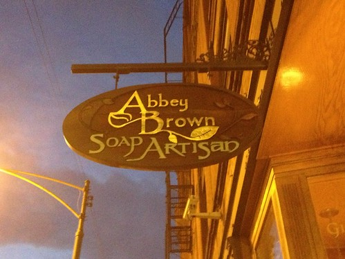 Abbey Brown Soap