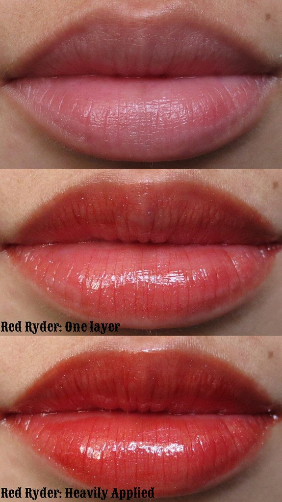 Shiro Cosmetics Red Ryder