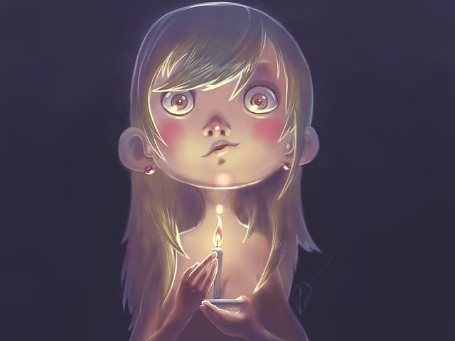 Wallpaper desktop – Baby – free download