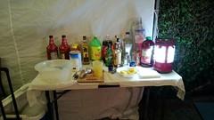 our NYE bar