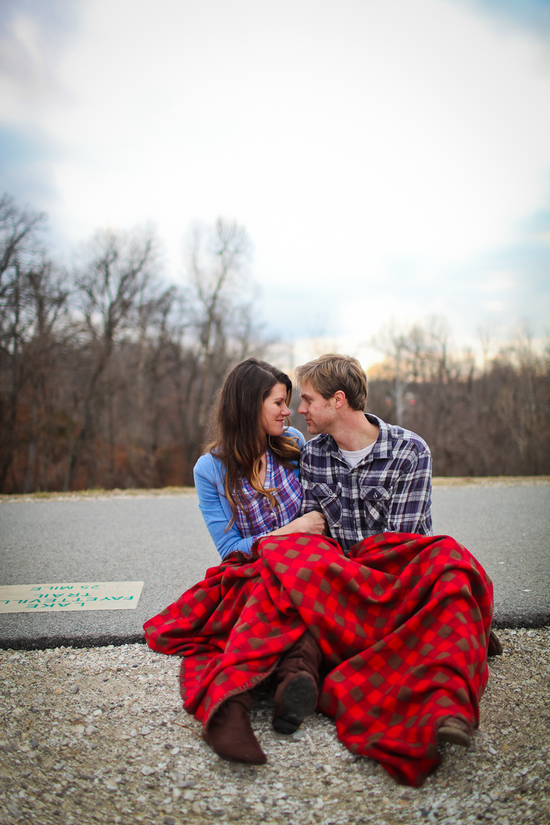 Amanda and Jesse | Fayetteveille Arkansas Engagement Photographer-10