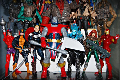 Marvel Legends 2012 Wave 1 & Terrax