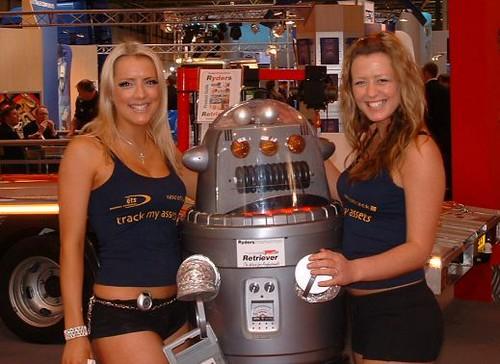 Shawcraft Numan robot.