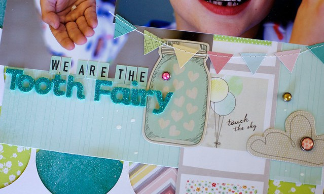 We Are the Tooth Fairy (closeup)