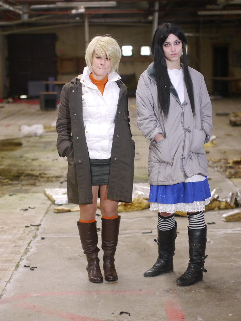 related image - Shooting Alice Madness - Heather - Silent Hill - Bordeaux - 2013-01-13- P1530137