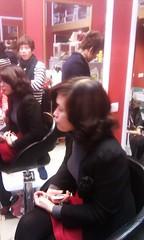 Dạy sấy tóc Hàn Quốc nhanh gọn đẹp Hair salon Korigami 0915804875 (www.korigami (6)
