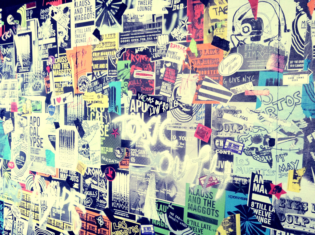 BBB Converse booth wall street style