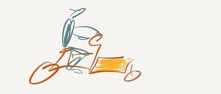 Cargo Bike Sketch