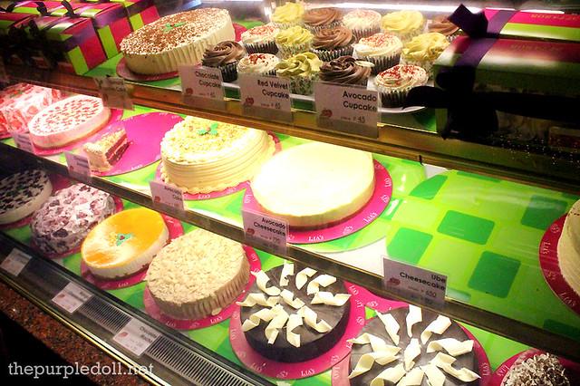 Lia's Cakes in Season Kapitolyo