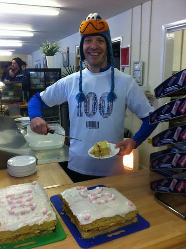 Ian Berry cake