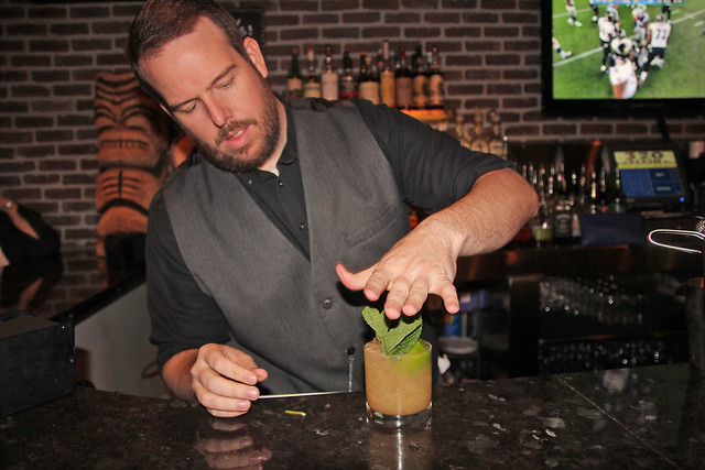 320 Main's Matt Robold and his Mai Tai  cocktail recipe by Caroline on Crack