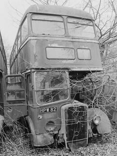 More Ben Jordans scrapyard, Coltishall 1983 © Colin Apps