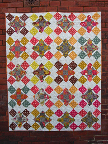 Breaking Glass Quilt