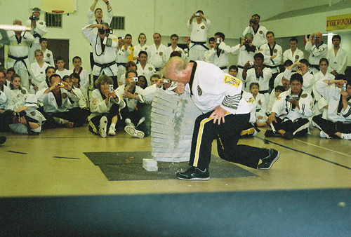 black belt testing essay