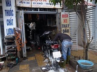 洗車屋さん