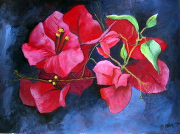 Acrylic Painting Courses Suffolk