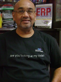 DNS ERP source code owned by Jyotindra Zaveri