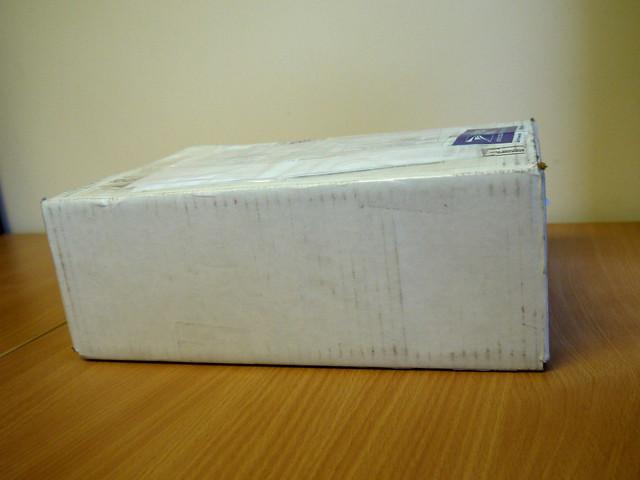 Header of A BOX