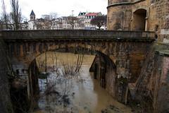 La Seille - Porte des Allemands