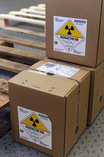 Radioactive iodine