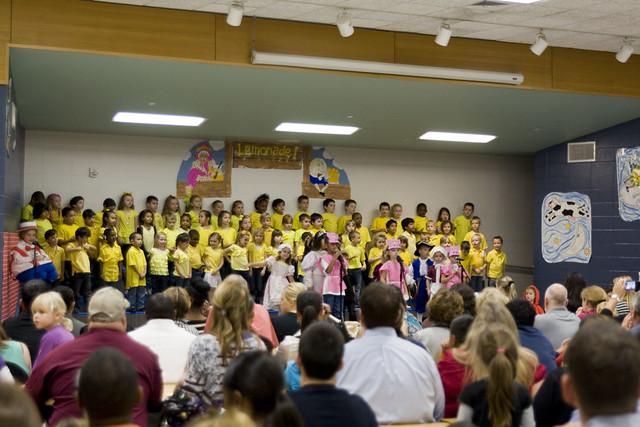 Kindergarten Musical