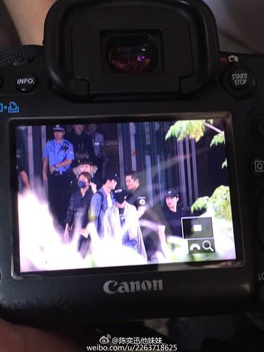 BIGBANG Arrival Nanning (39)