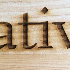 Ligaduras sobre madera